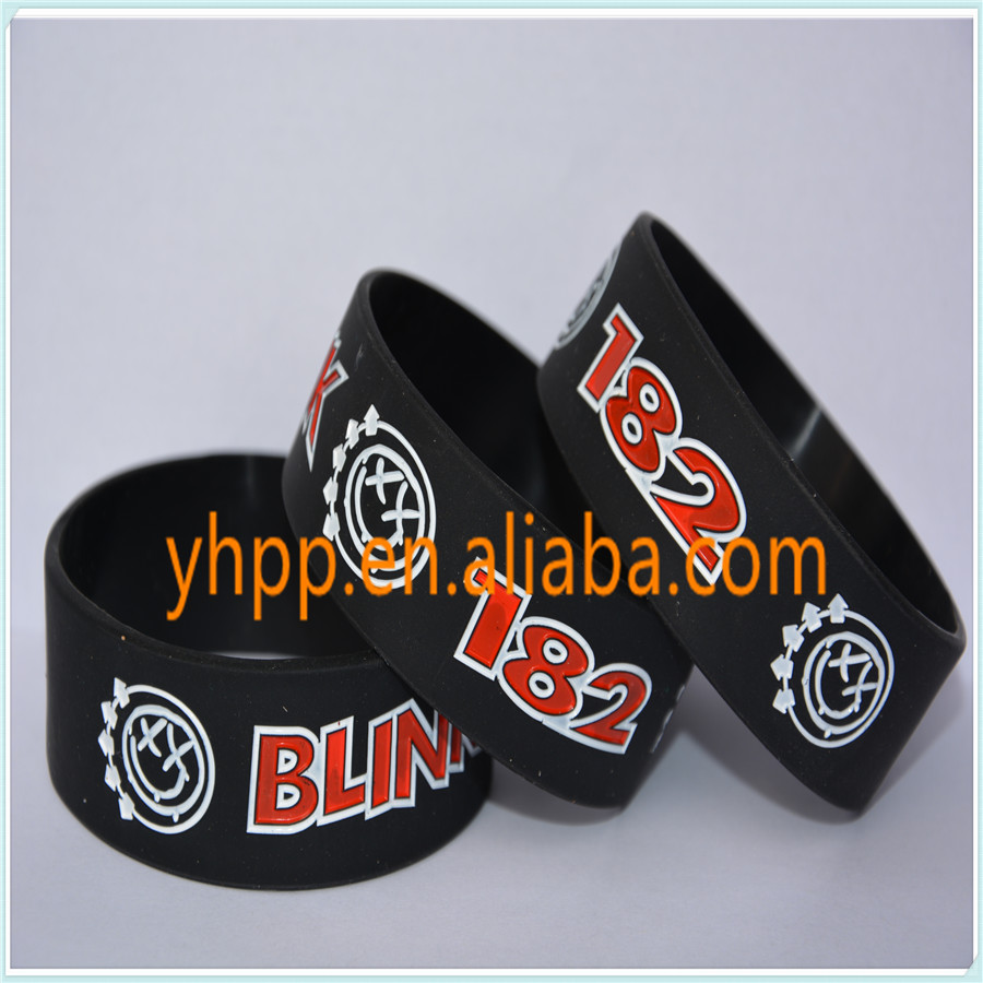 Bulk Cheap Silicone Bracelets With Sayings