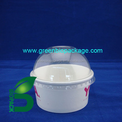 Ice cream paper cup, custom printed paper cups