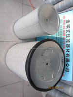 Factory promotional gas turbine power plant pleated air filter