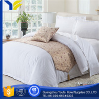 fleece fabric made in China 100% cotton jersey knitted bedding set