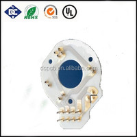 Male and female gender and custom type 0.5mm pcb connector board