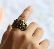 Infinity alloy elasticated rings