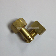 Dongguan precision hardware fitting supplier fix copper pipe joints