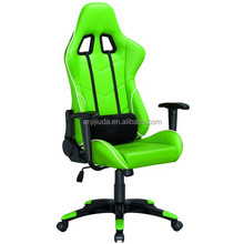Most popular Executive office racing chair Gaming chair with comfortable lumber support and metal inside structure