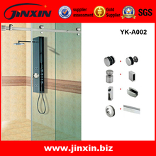 High Quality AISI304 Stainless Steel Sliding Door glass shower cabinet system