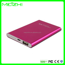 generic hot selling custom shaped hot power bank usa price