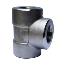 high quality forged high pressure carbon steel welding pipe fitting