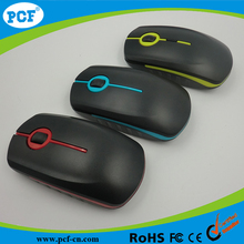 New products 2016 rechargeable wireless mouse , slim wireless mouse from Guangdong factory