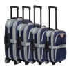 Trolley Luggage Suitcase Printing Free Match