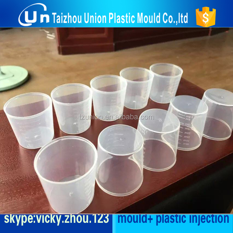 in Australia hot sale plastic injection disposable plastic cups mold