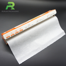 ISO Approved Virgin Silicone Coated Parchment Paper