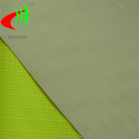 300d polyester oxford fabric with pu coating reflective fabric grid cloth for children's boutique clothing