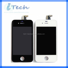 Factory price for iphone 4s LCD display complete replacement Shenzhen LCD wholesale