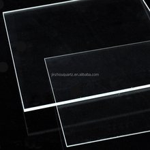 SUCCESS All Size Clear Heat Resistant Fused Silica Plate Quartz Plate Glass