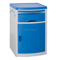 Commercial Furniture ABS Bedside Cabinet For
