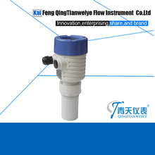 PTFE sensor Ultrasonic Water tank Level Meter