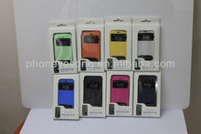Intelligent Case for iPhone 5 c ,Double Window