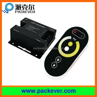 6A 2CH color temperature adjustment remote LED touch controller