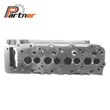 Motor Complete cylinder head ME202621 4M40 for Mitsubishi montero pajero diesel 4m40 engine
