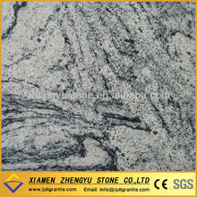 grey granite tile China juparana