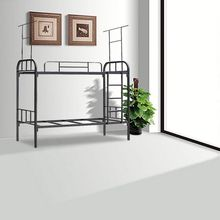 Alibaba china twin full size futon metal bunk bed