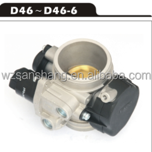 Throttle Body for EFI , TBA application for 500- 800cc of hisun ,throttle diameter 46mm