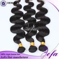 Wholesales 7A Free Sample Brazilian Loose Wave Weave Hair Sew In Weave For Sale