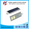 40w Induction Solar Power Energy Street Light Pole Led Outdoor Garden All In One Solar Street Light