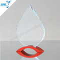 Blank Polished New Iceberg Glass Shield Award Trophy
