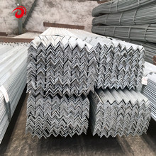 equal weight standard size metal iron of hot rolled steel angle bar made in Tangshan, China