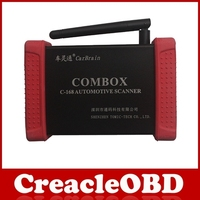 Accept the wholesale C168 Universale Diagnostic Tool&Car brain C168 New Configuration Universal Scanner