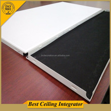 aluminum alloy Metal Ceiling Material and Square Ceiling Tile Shape false ceiling