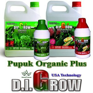 Pupuk Organik Cair DI Grow (RED)