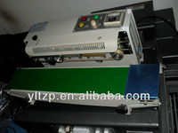 Hot Sale Competitive Price Heat Seal Machine for Zipper Bags/Plastic Bags