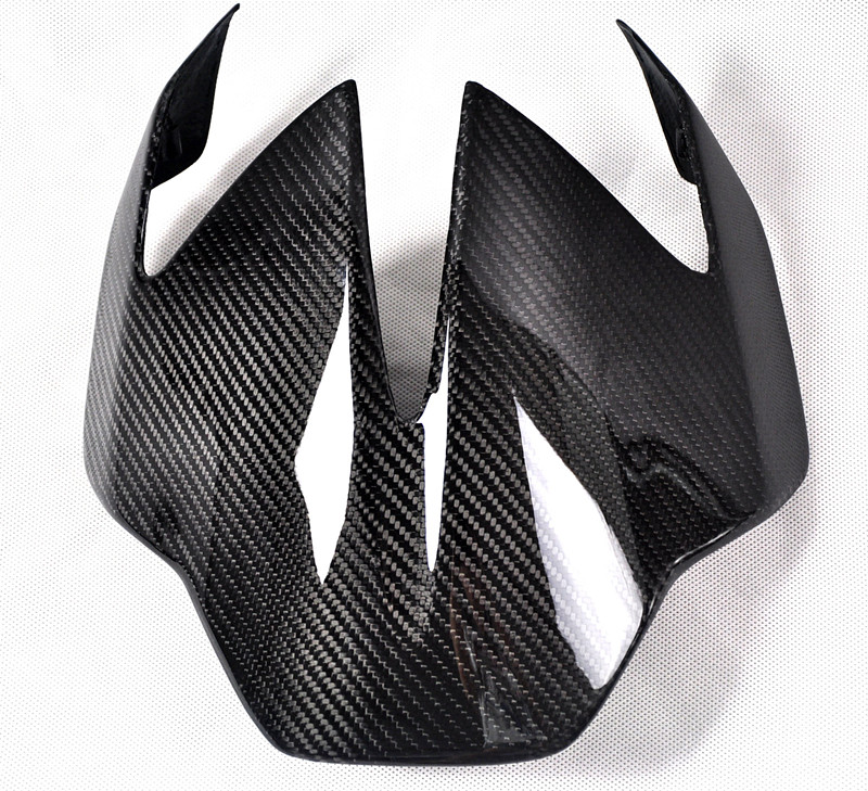 Motorcycle Carbon Fiber front fairing for Aprilia SMV 750
