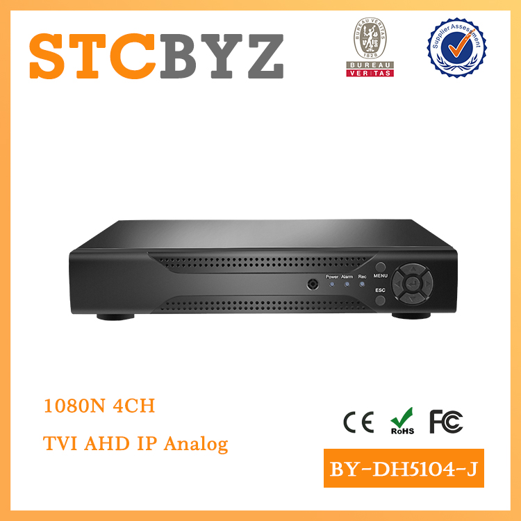 Hot sell 4 in one hybrid H.264 1080N ahd camera cctv dvr