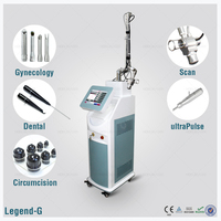 Newer Fractional Co2 Medical Laser Equipment for Surgery (CE&ISO)