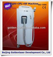 2013 New design E-light+IPL+RF machine tattooing Beauty machine disposable white rubber plastic tattoo grip