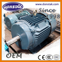 totally enclosed three phase motor 100 hp 75KW