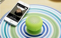 2 in 1 Bluetooth Speaker with Suction Cup Mini Bluetooth Outdoor Speaker Kids Bluetooth Speaker