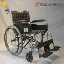 Standard basic self propelled wheelchair