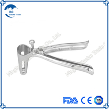 Hospital anal metal speculum