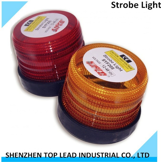 SIFCO DC 12-48v Strobe Light for Fork-lift and other Industrial Applications