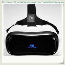 Google Cardboard VR BOX II 2 Virtual Reality 3D Glasses+Bluetooth Remote Gamepad plastic mould set shell materical