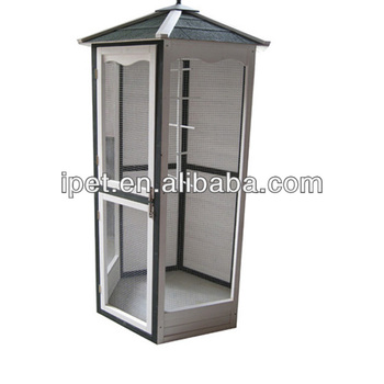 Wooden wholesale bird cages with run AV001