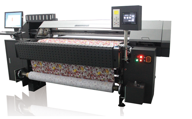 Best Price Digital textile dye sublimation belt printer TXD1602