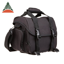 Fashion Waterproof Nylon Shoulder Gadget Camcorder DSLR Camera Bag