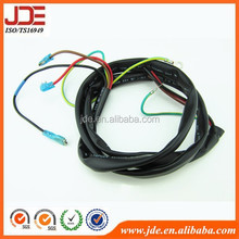 Small home appliance terminal connector electronics custom wire harness
