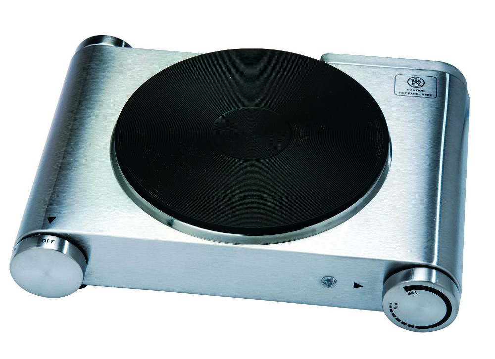 Electric Cooking Plate ~ Stainless classical steel electric stove cooking