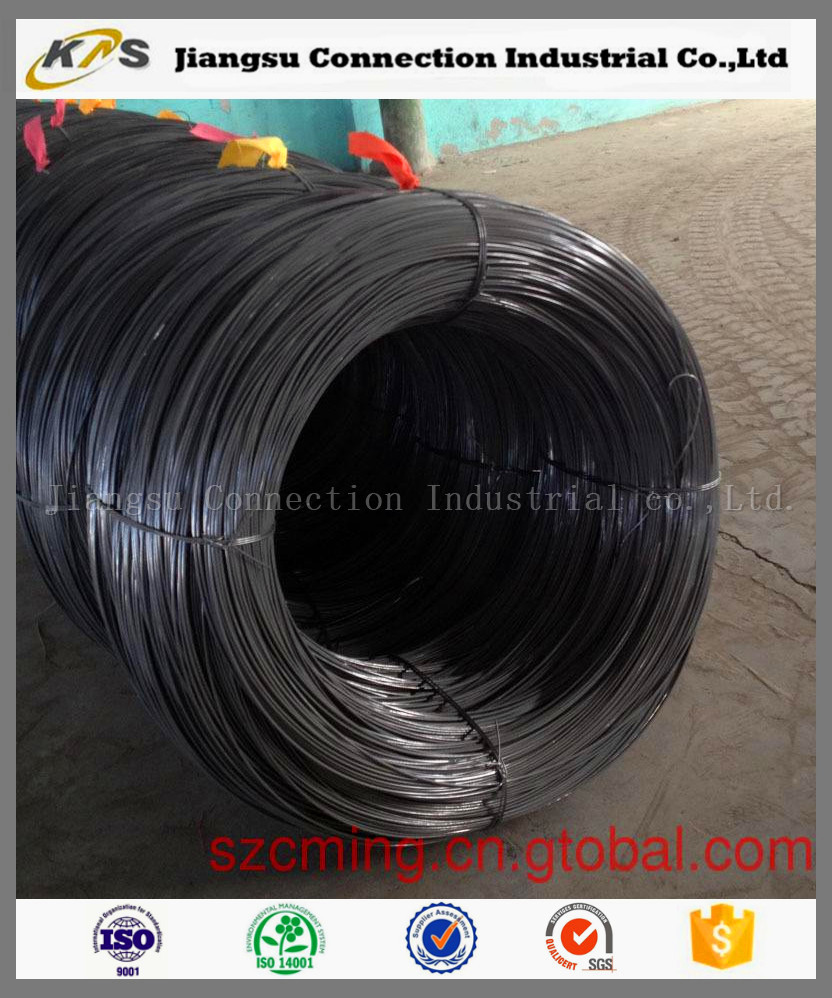 Price List of Wire rod PC Steel Wire for Post Tensioning from alibaba website